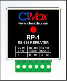 RP-1 RS-485 Repeater Box